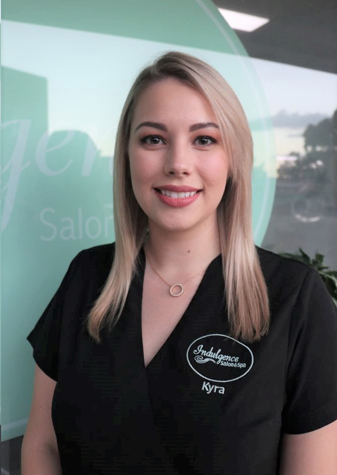 Kyra Webster - Indulgence Salon & Spa Singleton Beauty Salon Massage Facial Makeup Artist Hair Removal Hunter Valley Singleton Float Therapy