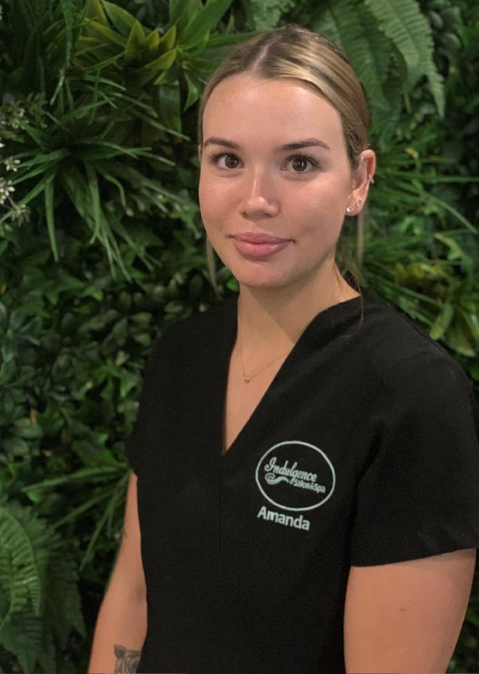 Amanda - Indulgence Salon & Spa Singleton Beauty Salon Massage Facial Makeup Artist Hair Removal Hunter Valley Singleton Float Therapy