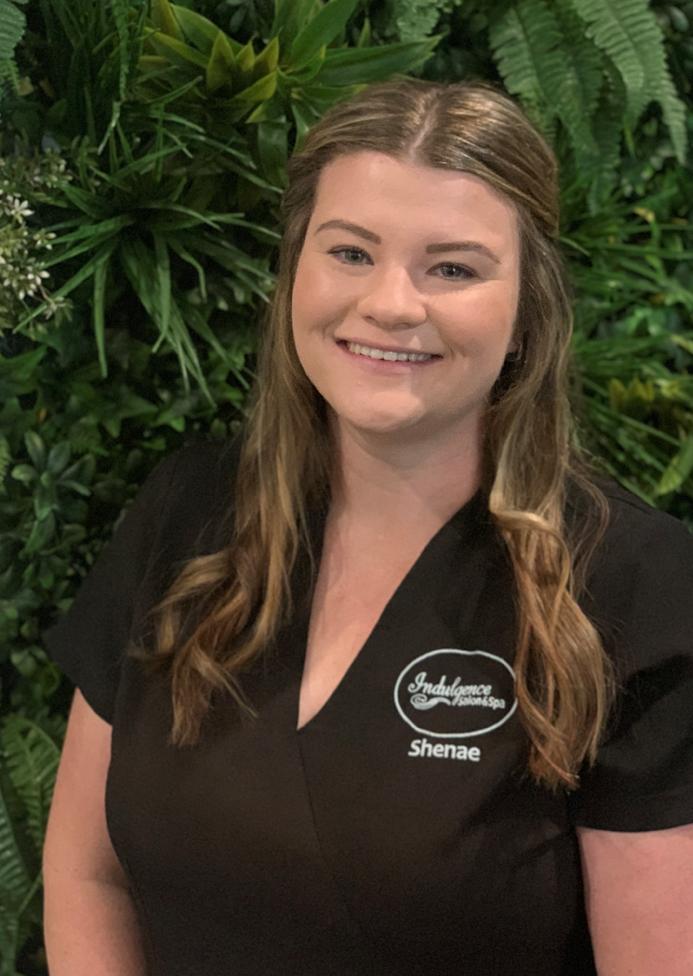 Shenae - Indulgence Salon & Spa Singleton Beauty Salon Massage Facial Makeup Artist Hair Removal Hunter Valley Singleton Float Therapy